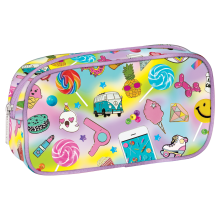 Flair Small Cosmetic Bag