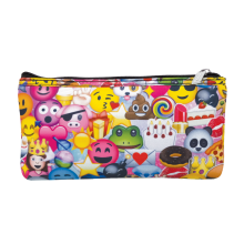 Emoji Collage Pencil Case
