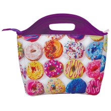 Assorted Donuts Lunch Tote