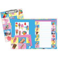 Frozen Delights Clipboard Set