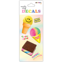 Frozen Delights Decals Small