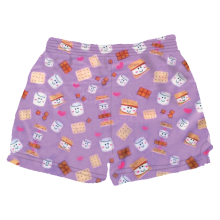 S'mores Plush Shorts