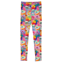 Psychedelic Collage Leggings