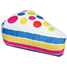 Polka Dot Cake 3D Scented Microbead Pillow