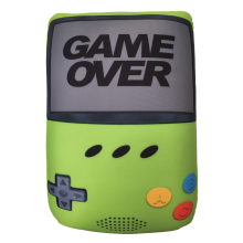Game Over Microbead Pillow