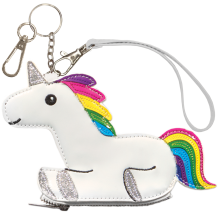 Unicorn Purse Key Chain