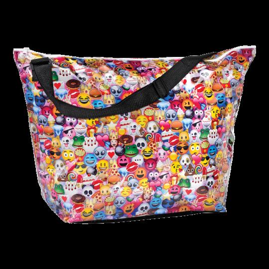 Picture of Emoji Collage Weekender Bag