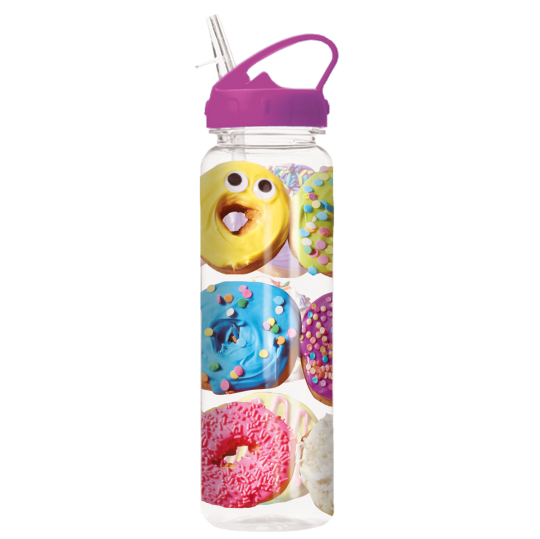 Picture of Assorted Donuts Water Bottle