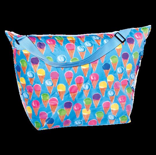 Picture of Watercolor Cones Weekender Bag