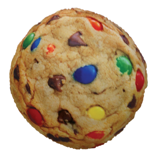 Picture of Candy Chip Cookie Microbead Pillow - Chocolate Chip Scented