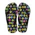 Picture of Funny Emojis Flip Flops