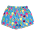 Picture of Watercolor Cones Plush Shorts