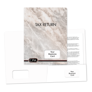 Picture for manufacturer Success Tax Return Folders (CPA Logo)