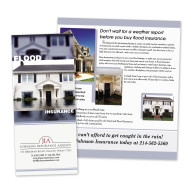 Picture for manufacturer Flood Insurance Cross-Sell Brochure