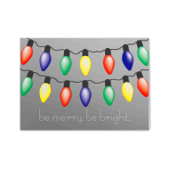 Picture for manufacturer Festive Lights Greeting Card