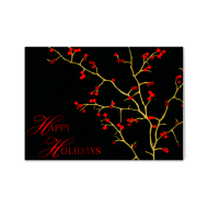 Picture for manufacturer Red Berries Greeting Card