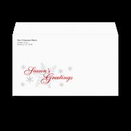 Picture of Season's Greeting's Desk Calendar Envelopes