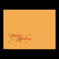 Picture of Season's Greetings Desk Planner Envelopes