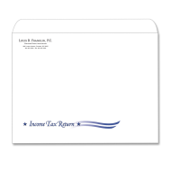 Picture of Designer Tax Return Envelope (Income Tax)
