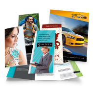 Picture of Custom Full Color Brochures