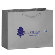 Picture for manufacturer Matte Laminate Euro Tote - 13 x 10 x 5