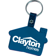 Picture for manufacturer Soft Vinyl House Key Tag