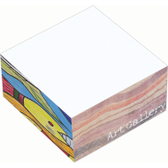 "Picture of BIC® 3"" x 3"" x 1.5"" Non-Adhesive Cube"
