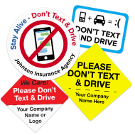 Picture for manufacturer Don't Text & Drive Stickers