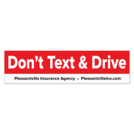 Picture for manufacturer Don't Text and Drive Bumper Stickers