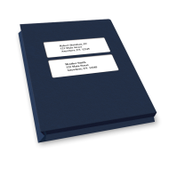 Picture of Expandable Double Centered Window Tax Software Folders