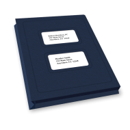 Picture of Expandable Large Window Tax Software Folders