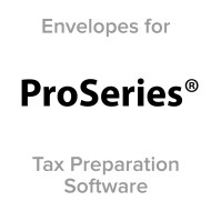 Picture for manufacturer ProSeries® Tax Envelopes