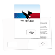 Picture for manufacturer Success Tax Return Folders (Eagle)