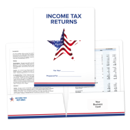 Picture for manufacturer American Star Income Tax Return Folders