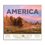 Picture for manufacturer Landscapes Of America Wall Calendar