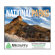 Picture for manufacturer National Parks Wall Calendar