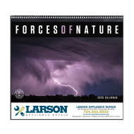 Picture for manufacturer Forces of Nature Wall Calendar
