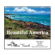 Picture for manufacturer Beautiful America Pocket Wall Calendar