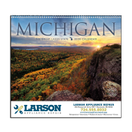 Picture for manufacturer Michigan State Wall Calendar