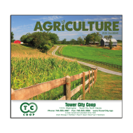 Picture for manufacturer Agriculture Wall Calendar