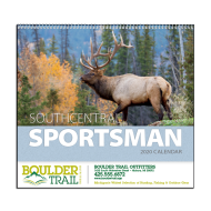 Picture for manufacturer Southcentral Sportsman Wall Calendar
