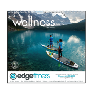 Picture for manufacturer Wellness Wall Calendar