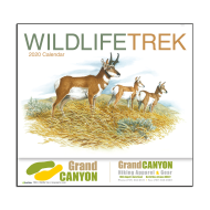 Picture for manufacturer Wildlife Trek Wall Calendar