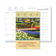 Picture for manufacturer Spring Flowers Monthly Pocket Planner (CB28)
