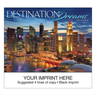 Picture for manufacturer Destination Dreams Wall Calendar