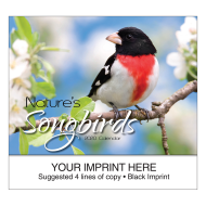 Picture for manufacturer Nature's Songbirds Wall Calendar