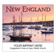 Picture for manufacturer New England Wall Calendar