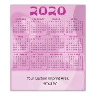 Picture for manufacturer Calendar Magnet - Breast Cancer Awareness