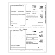 Picture for manufacturer Form 1098 - Copy C Recipient/Lender (5152)