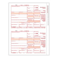 Picture for manufacturer Form 1099-MISC - Copy A Federal (5110)